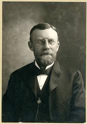 Fridoph Risberg (image credit: CAHL 3880)